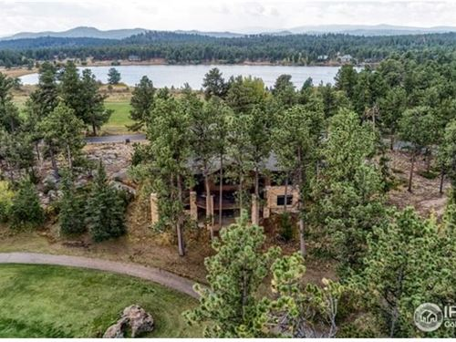 Beautiful Family Retreat 12th Green : Red Feather Lakes : Larimer County : Colorado