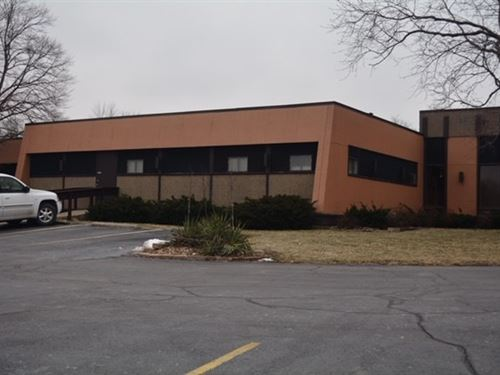 Commercial Medical Office Building : Mexico : Audrain County : Missouri