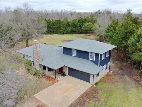 Country Home Property Paris Texas : Paris : Lamar County : Texas