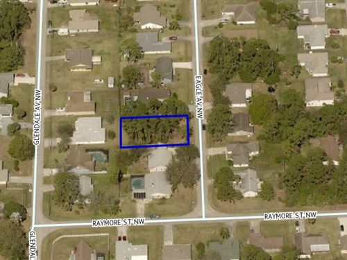 Residential Lot, Palm Bay, Florida : Palm Bay : Brevard County : Florida