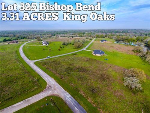 3.31 Acres In Grimes County : Iola : Grimes County : Texas