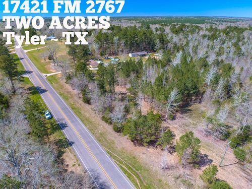 2 Acres In Smith County : Tyler : Smith County : Texas