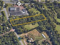 3.8+/- Acre Residential Lot : Princeton : Somerset County : New Jersey