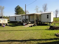 Mobile Home 2 Acres Licnoln County : Bogue Chitto : Lincoln County : Mississippi