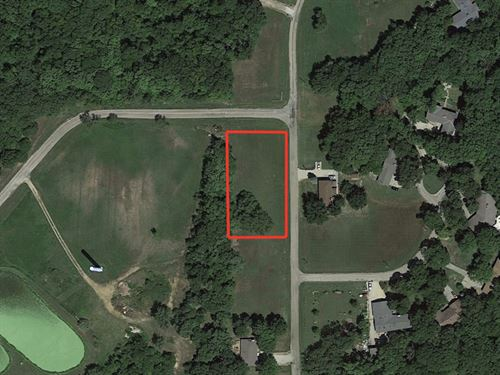 Large Lot Near Kansas City : Meriden : Jefferson County : Kansas