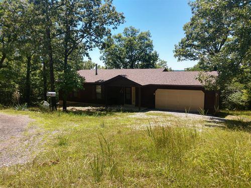 Lake View Property Missouri Ozarks : Pontiac : Ozark County : Missouri