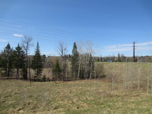Commercial Property, River Frontage : Crescent : Oneida County : Wisconsin