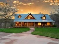 Custom-Built Home On 19+ Acres : Conyers : Rockdale County : Georgia