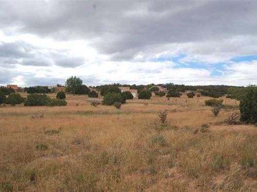 Vista Dr, Residential Tract : Edgewood : Santa Fe County : New Mexico