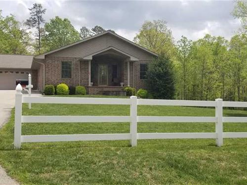 Large Home And Shop For Sale on 2 : Winona : Shannon County : Missouri