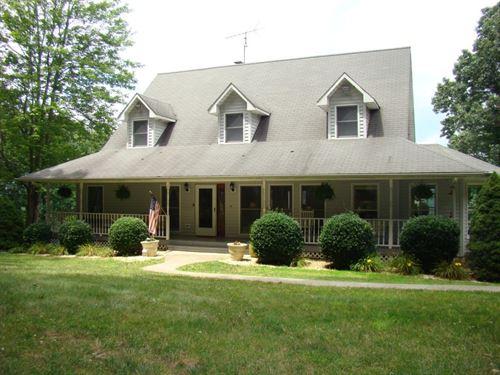 Beautiful Mountain Property House : Wytheville : Wythe County : Virginia
