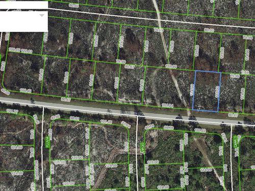 Residential Lot, Sebring, Fl : Sebring : Highlands County : Florida