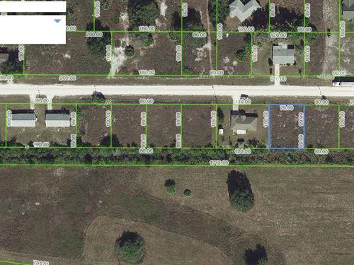 Beautiful Lot, Avon Park, Fl : Avon Park : Highlands County : Florida