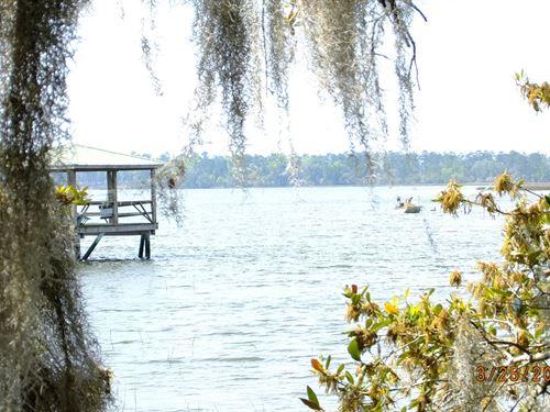 Deep Water Lot Dock Seabrook Point : Seabrook : Beaufort County : South Carolina