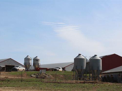 Farm Newton County For Sale : Western Grove : Newton County : Arkansas