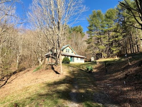 Sweet Home in Floyd VA For Sale : Copper Hill : Floyd County : Virginia