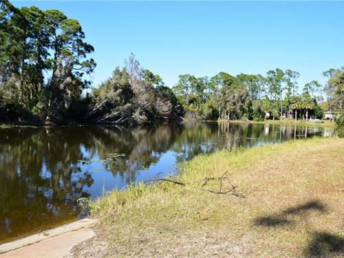 Lakefront Punta Gorda, Florida : Punta Gorda : Charlotte County : Florida