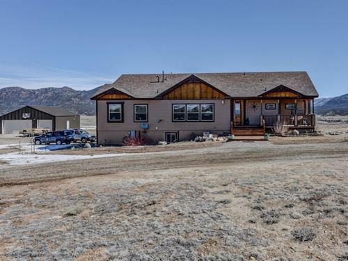 7433577, Spacious, Ranch Style Home : Buena Vista : Chaffee County : Colorado