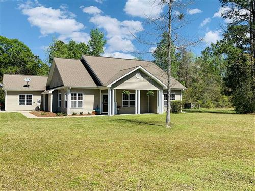 Home on 3 Acres in Camden County : Woodbine : Camden County : Georgia