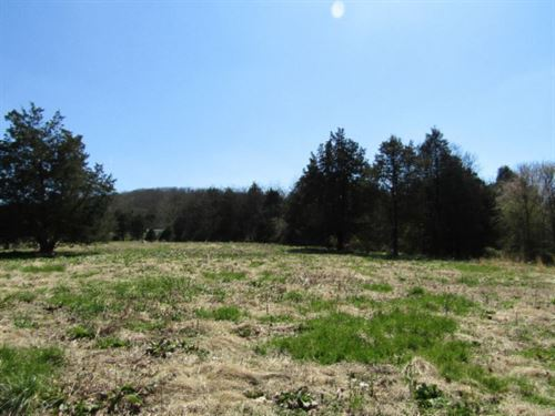 6.16 Ac, Creek, Pond, Building Site : Gordonsville : Smith County : Tennessee