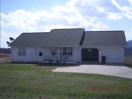 4 Br / 3 Ba Lake View, Jasper, Ga : Jasper : Pickens County : Georgia