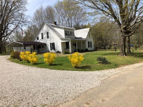 Charming 3 Bed Country Home Summer : Summer Shade : Metcalfe County : Kentucky