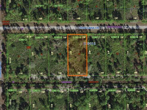 Land For Home, Indian Lake Estates : Indian Lake Estates : Polk County : Florida
