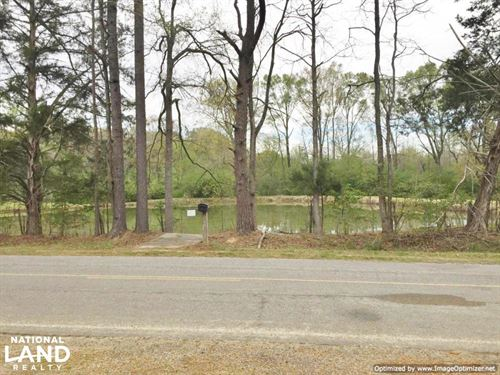 Durant Residential Property With St : Durant : Holmes County : Mississippi