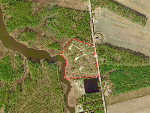 3 Waterfront Lots Hyde County, Nc : Scranton : Hyde County : North Carolina