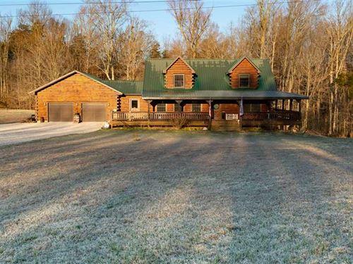 1381 Driftwood Drive Ne, Corydon : Corydon : Harrison County : Indiana