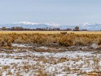 15 Minutes From San Luis Lake : Alamosa : Alamosa County : Colorado