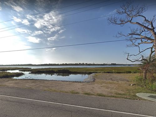 Irish Bayou Waterfront Lot : New Orleans : Orleans Parish : Louisiana