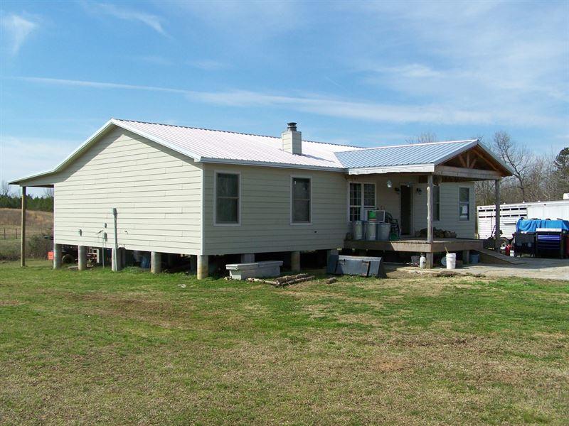 Ar Country Home & Hobby Farm : Scotland : Van Buren County : Arkansas