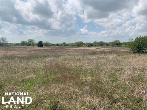 16.5 ac South of Mabank, Scenic Mea : Payne Springs : Henderson County : Texas