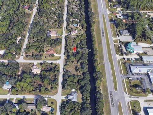 Watefront, Port Charlotte, Florida : Port Charlotte : Charlotte County : Florida