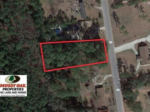 .826 Acre Vacant Lot For Sale in : Grantsboro : Pamlico County : North Carolina