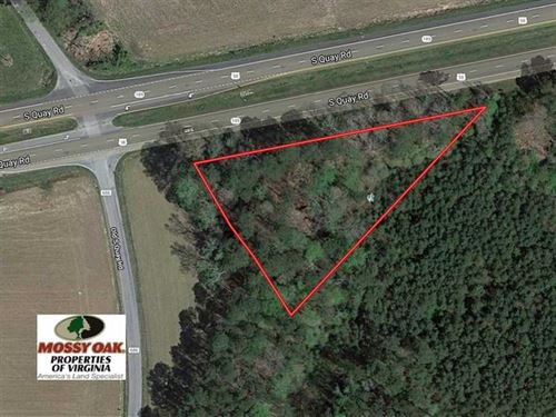 1.3 Acres of Undeveloped Land For : Suffolk : Virginia