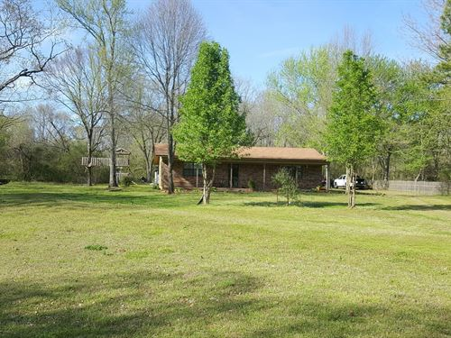 Country Home For Sale : Mountainburg : Crawford County : Arkansas