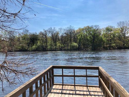 Riverfront Property Beautiful : Live Oak : Suwannee County : Florida