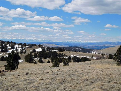 8 Acres 360 Degree Views : Cripple Creek : Teller County : Colorado