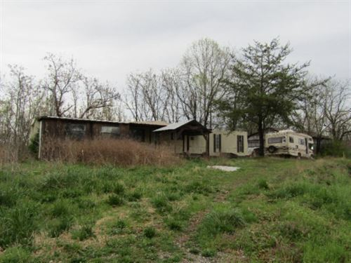 5+ Acres, All Utilities Installed : Hilham : Clay County : Tennessee