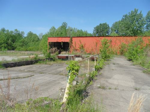 Commercial Building Acreage : Aulander : Hertford County : North Carolina