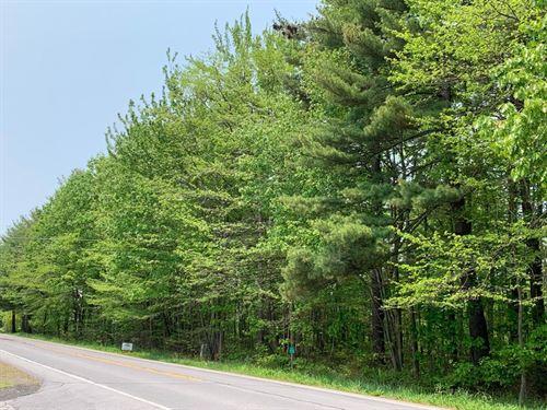 Beautiful Lake View Lot : Cleveland : Oneida County : New York