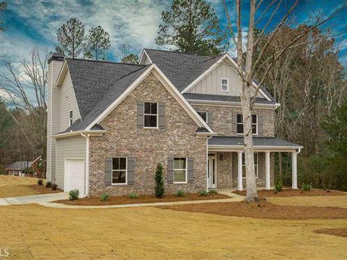 Craftsman Style Home : Loganville : Walton County : Georgia