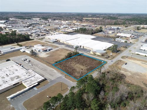 Absolute Auction, Opportunity Zone : Tifton : Tift County : Georgia