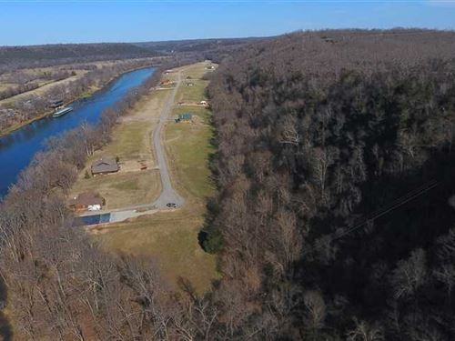 Cane Island Estates Lot 102 : Flippin : Marion County : Arkansas