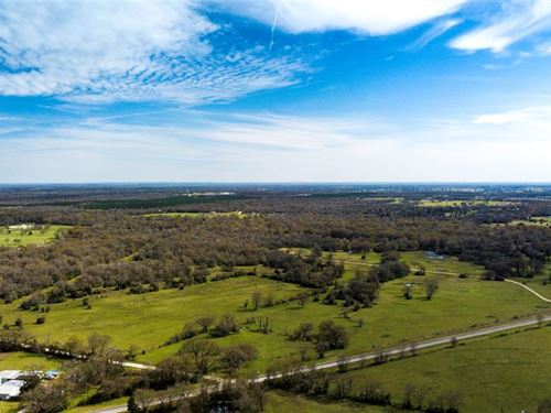 Great Small Acreage Tract : Madisonville : Madison County : Texas