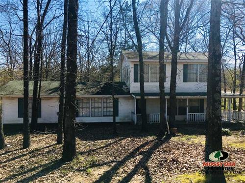 Nice Country Home on 2 Acres With : Searcy : White County : Arkansas