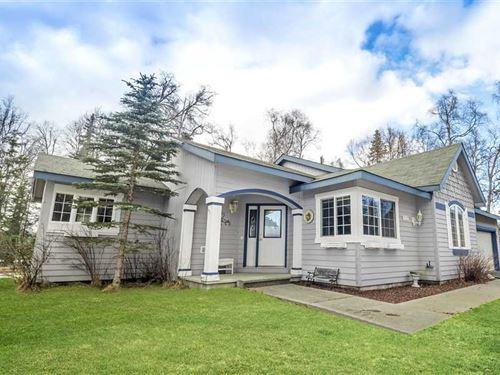 Home Sweet Home, Turn Key L-Shaped : Kenai : Kenai Peninsula Borough : Alaska