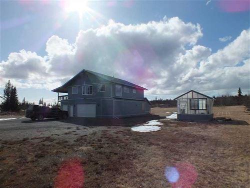Very Nice Home Close to Both Salt : Anchor Point : Kenai Peninsula Borough : Alaska